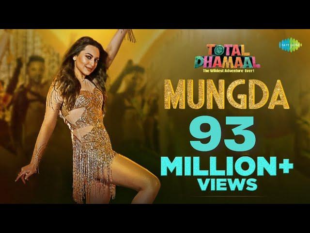 Mungda | Total Dhamaal | Sonakshi Sinha | Ajay Devgn | Jyotica | Shaan | Subhro | Gourov-Roshin