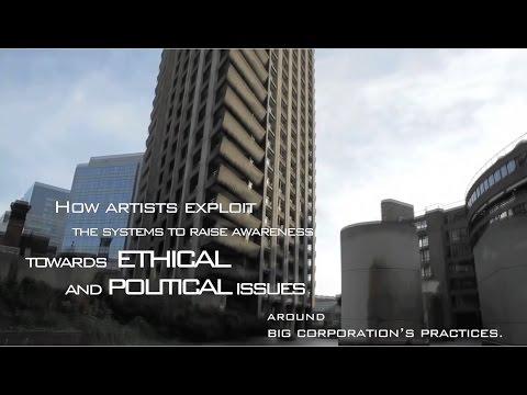 Art and Hacktivism