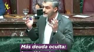 Debate Techo de Gasto en la Región de Murcia: Óscar Urralburu