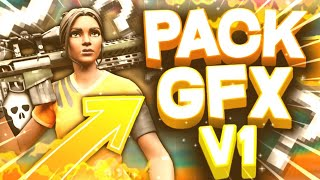 PACK GFX FORTNITE ANDROID FREE
