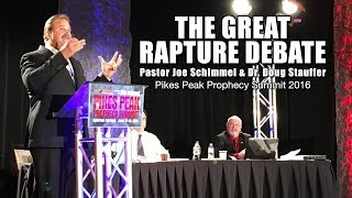 The Great Rapture Debate: Session 4 - The Rapture in the Epistles