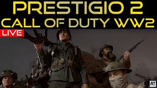 ROAD TO ULTIMO PRESTIGIO #7 - CALL OF DUTY WW2 [COD WWII MULTIPLAYER GAMEPLAY ITA]