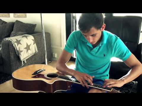 Amazing Acoustic Guitar (Playing Different Styles)