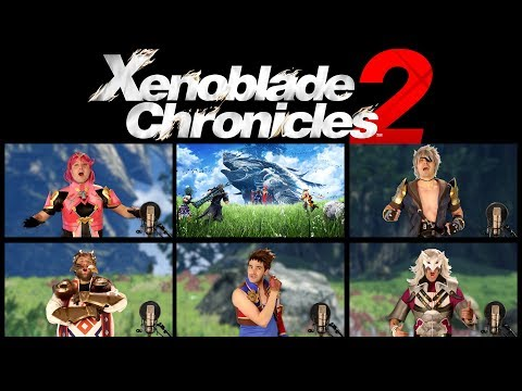 Xenoblade Chronicles 2 Acapella (Gormott Theme)