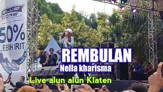 Rembulan - Nella kharisma  || Alun alun Klaten