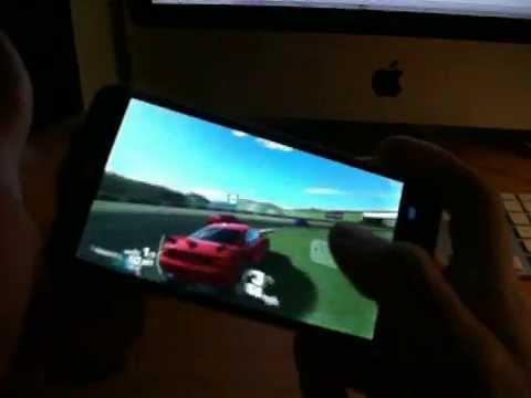 Zte Grand S Flex - Test Real Racing 3