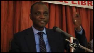 Dr. Abdourahmane SARR: Le patriotisme économique par les populations elles-mêmes.