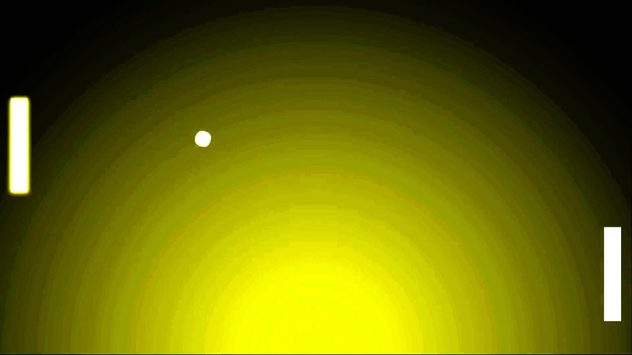 PONG animated concept shape changing ANI210 - ANI210 PONG concept animation