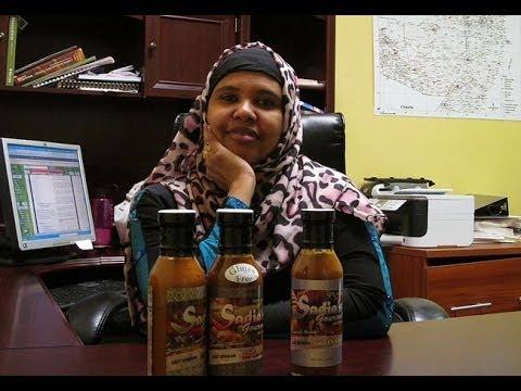 Daawo Gabar Somali oo Si-Sahal ah kutaajirtay | Sadiy's Source The Multi-million Somali Lady