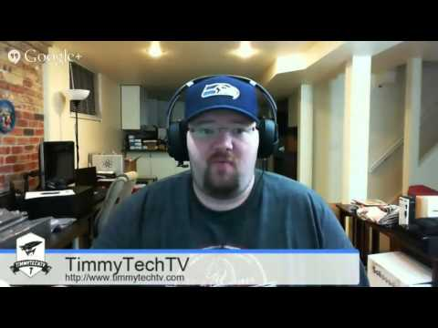 Turkey blocks Twitter, Ubuntu on Chromebooks, Netflix bashes ISP, and more! - TimmyTechTV Live! 001