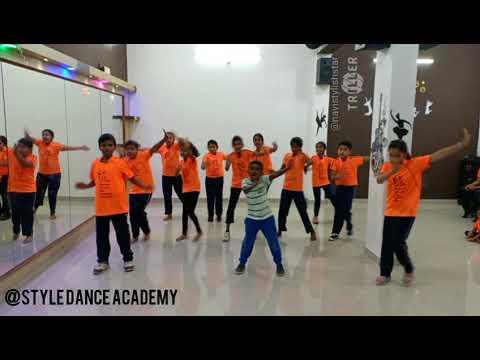 HOSA PADMAVATI Dance Video By Stylish Kids || STYLE DANCE ACADEMY TUMAKURU || Dance Practice Video