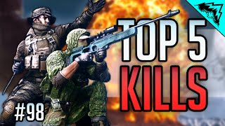 Top Epic Battlefield 4 Feeds! (Aggressive Sniper, Best Objective Plays, & Quickscopes) WBCW #98