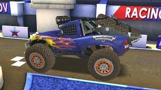 Monster Car Vs Raoul & Tow Mater Disney PIXAR CARS Racing Gameplay for Kids