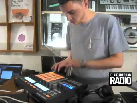 Rafik Slays Maschine - Turntable Lab