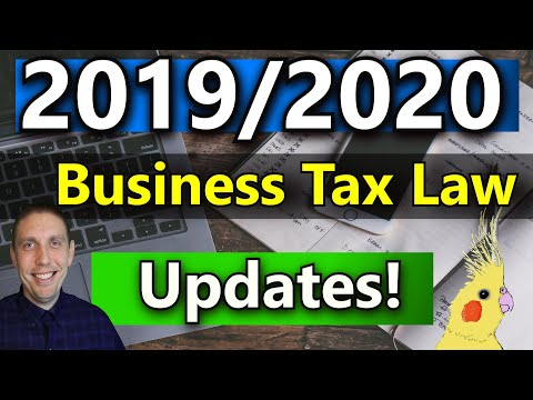 2020-tax-updates-for-business-owners!-(2019/2020-business-tax-rules-explained)