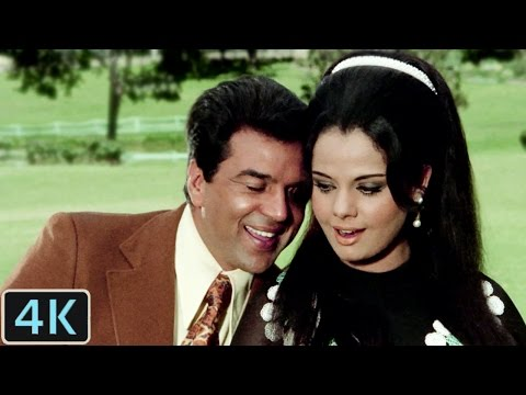 Aaj Mausam Bada Beimaan Hai | Full 4K Video Song | Dharmendra, Mumtaz - Loafer