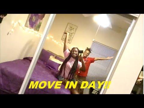 College Move In 2017 | THE OHIO STATE UNIVERSITY