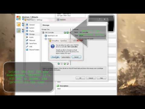 Installing BackTrack 5 (Gnome) on VirtualBox