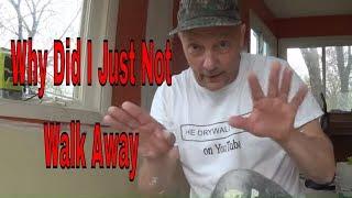 Just Walk Away NOT!!!
