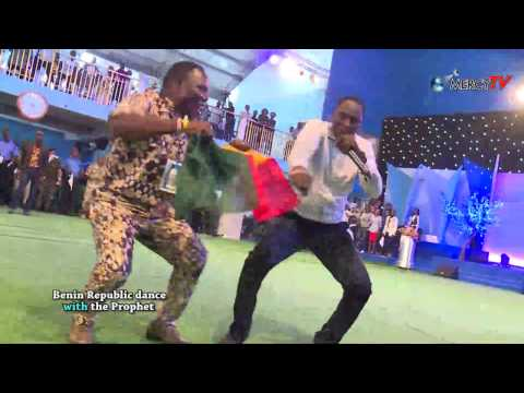 ALL NATIONS DANCE WITH PROPHET JEREMIAH OMOTO FUFEYIN