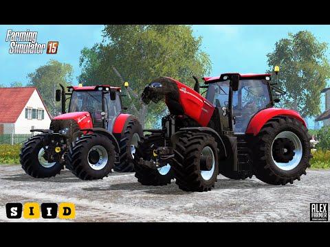Case Optum IH Siid Modding Farming Simulator 15