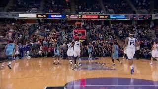 Tyreke Evans Game Winner vs Grizzlies (Best Quality?!)