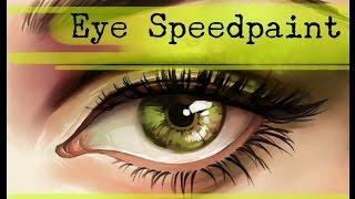 MediBang Paint Pro: Eye Speedpaint