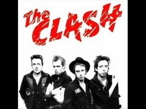 The Clash Should I Stay Or Should I Go Cool Confusion