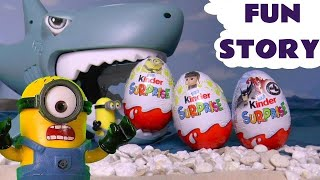 Shark Toy Stories For Kids Tt4u