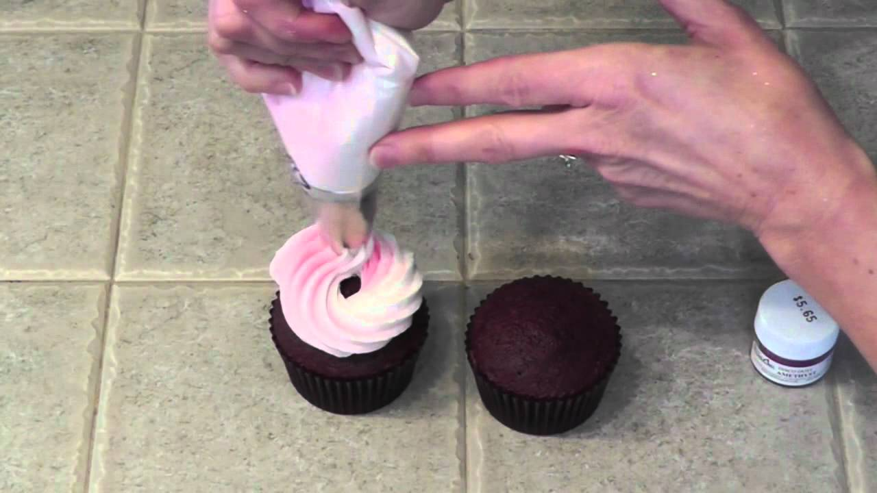 Baby Shower Cupcakes Youtube