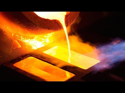 History Documentary  -   How Gold is Formed?