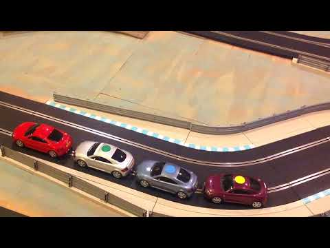 Magic ARC App – Pace Cars for Scalextric ARC PRO