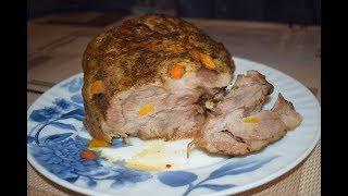 Запеченое мясо в фольге  ОЧЕНЬ ВКУСНО!!!!