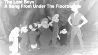 SImple Minds/The Lost Boys - A Song From Under The Floorboards