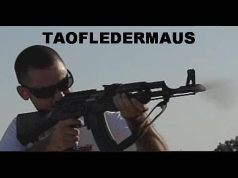 AK-47  SLOW MOTION