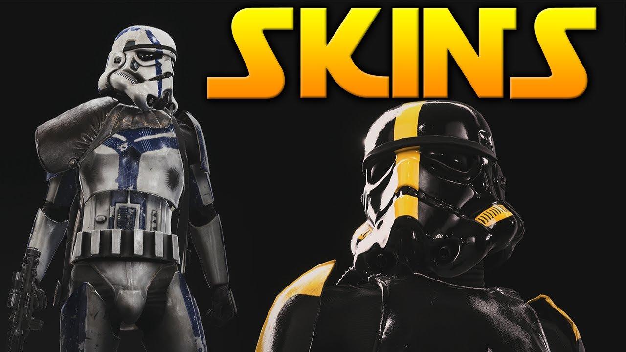 Epic Battlefront Mod Skins Novatrooper Jango Fett More Youtube