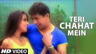 Teri Chahat Mein Video Song Harry Anand   Super Hit Evergreen Album Songs Hindi