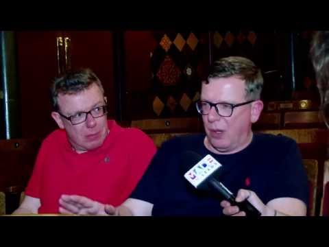 Aaron interviews The Proclaimers