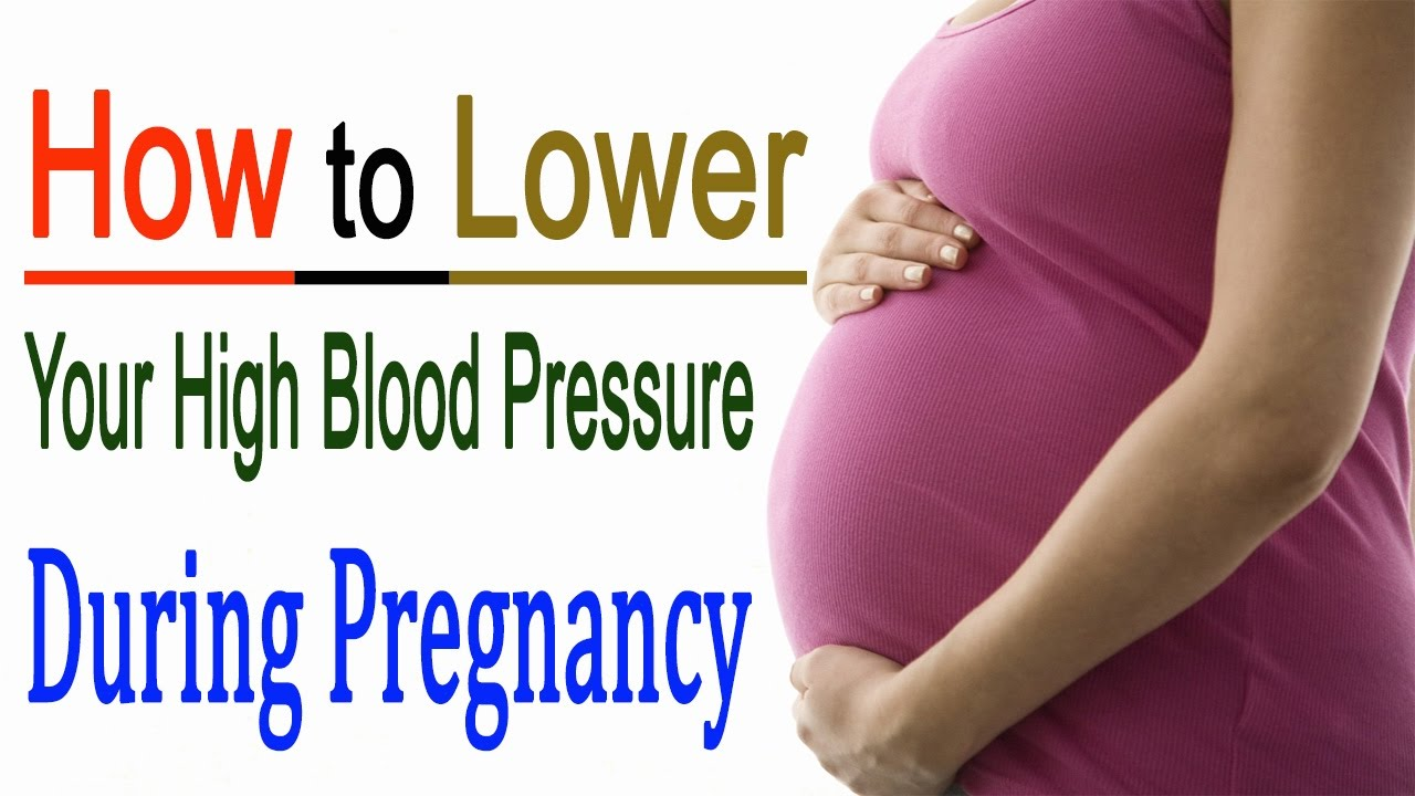 Natural Remedy For Hypertension During Pregnancy
