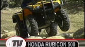 2002 Honda foreman 450es exhaust mod - YouTube