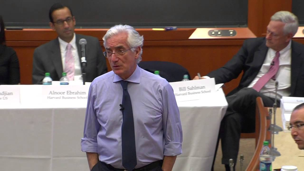 The Future of Impact Investing Keynote Address with Sir Ronald Cohen