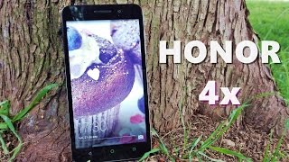 Huawei Honor 4X Análisis a fondo