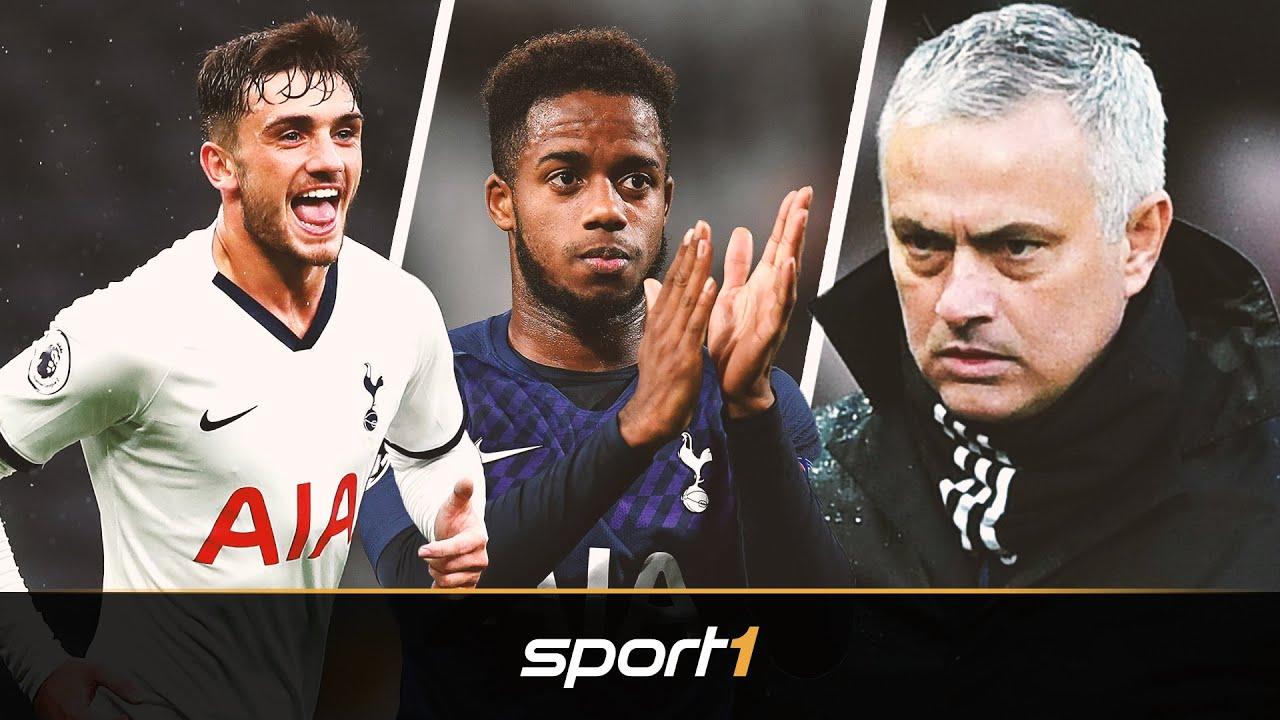 Talent-Schreck Mourinho: Warum diese Spurs-Spieler flüchten könnten | SPORT1 - TALENT WATCH