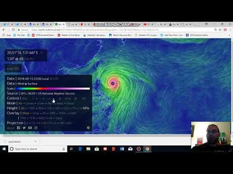 Super Typhoon Mangkhut Threatens to Rake Northern Philippines