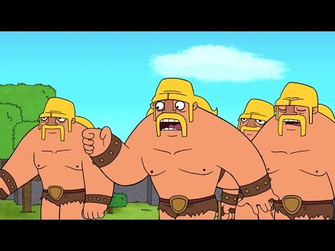 Thumbnail: Clash-A-Rama! The Series: Ballad of the Barbarian