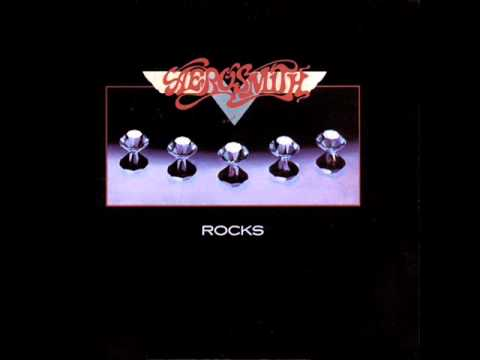 Sick As A Dog- Aerosmith