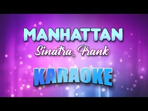 Sinatra, Frank - Manhattan (Karaoke & Lyrics)