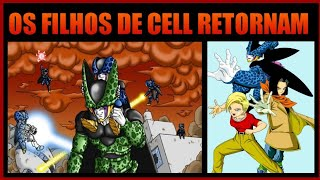 O RETORNO DO ANDROID 16 E DOS CELL JRS. | O SURGIMENTO DA ANDROID 21