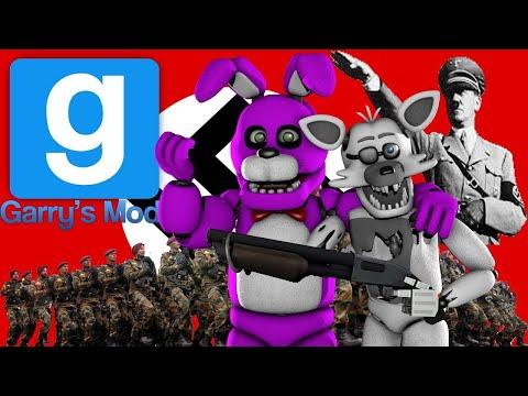 Garry's Mod | Kenai și Alex împotriva naziștilor [Ep.4]
