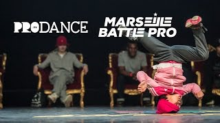 B-Girl Terra vs B-Boy Fresh | FINAL | Marseille Battle Pro 2016